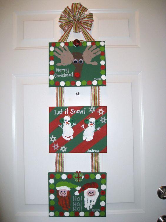 25 diy christmas crafts for kids to make pinterest diy