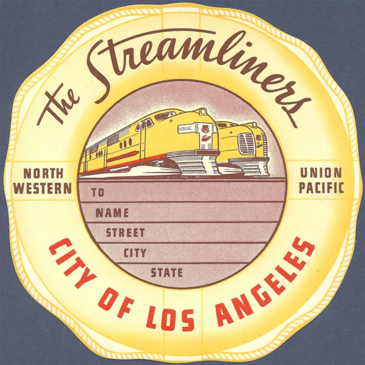 The Streamliner - CITY OF LOS ANGELES