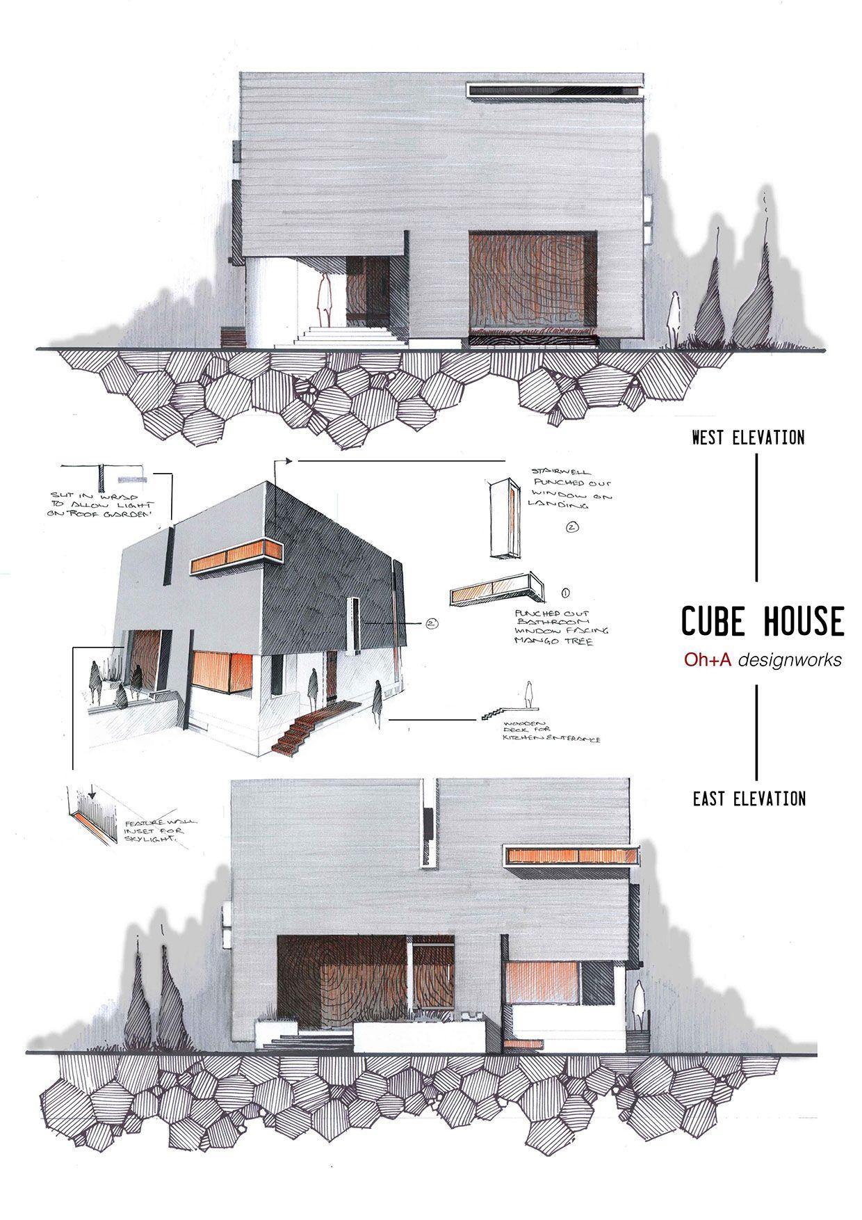 Pin By Ivoine Nguyen On Architecture Sketches Architektur