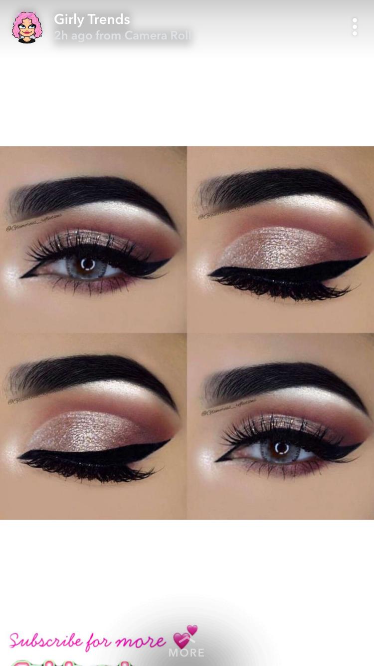 d57ddc729 Maquillaje egresados | Maquillaje en 2019 | Eye Makeup, Beauty ...