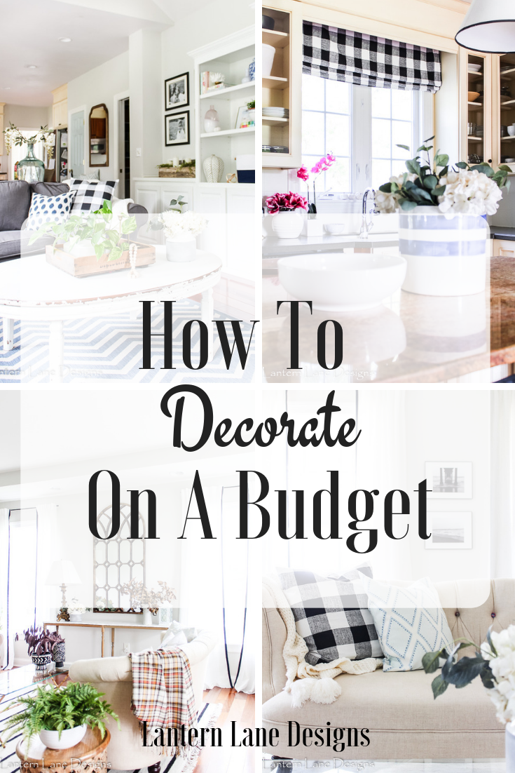 Affordable Home Decor Ideas On A Budget Remodeling