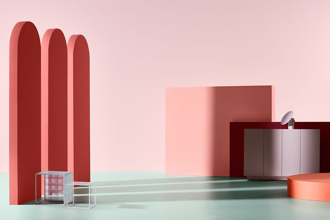 """Dulux Colour 2018 Forecasts """"A Touch of Empathy"""" 