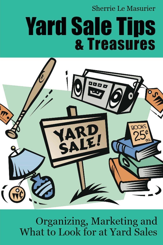 Tips For Pricing Yard Sale Items Yard sale, Yard sale