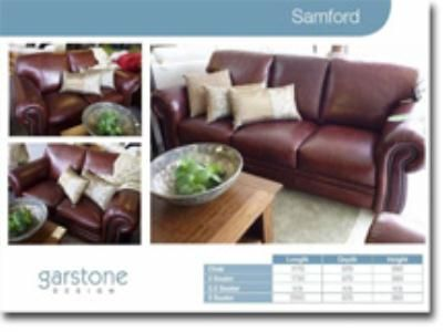 Garstone Furniture Range | Leather & Upholstery Lounges Made in Australia