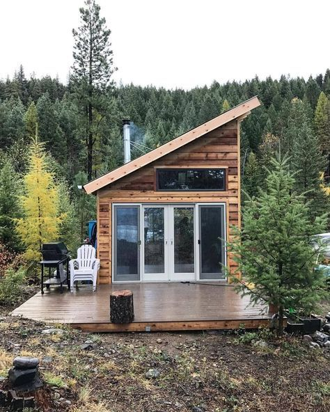 Minimalist And Modern A Frame Houses Design Ideas Gowritter Tiny House Cabin Tiny House Interior Design Small House