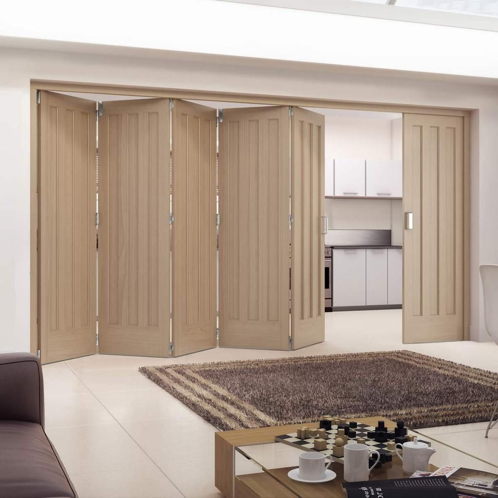 We Deliver For Free To Most Uk Mainland Postcodes The Roomfold Door And Frame Systems Are A High With Images Folding Doors Interior Sliding Doors Interior Doors Interior