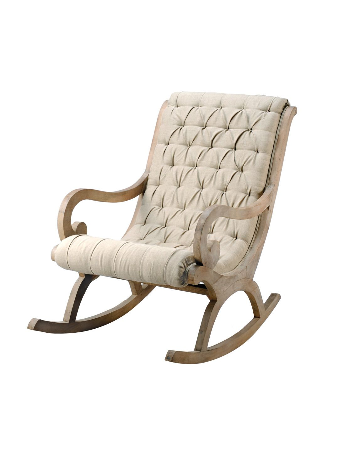 Barreveld Tufted Rocking Chair
