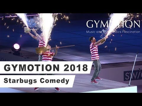 Starbugs Comedy Gymotion 2018 YouTube Will turner