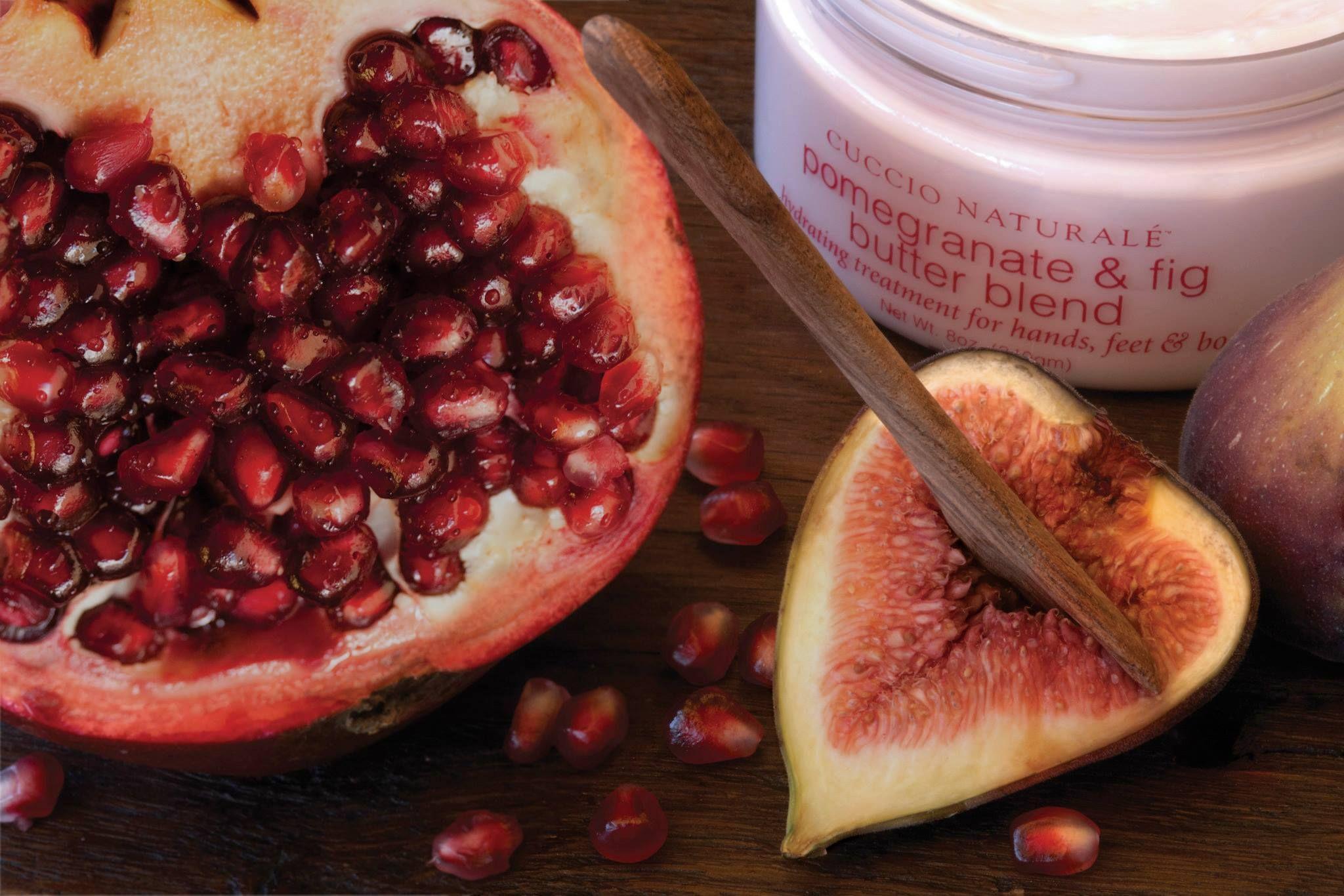 pomegranate&fig | Food, Pomegranate, Fig