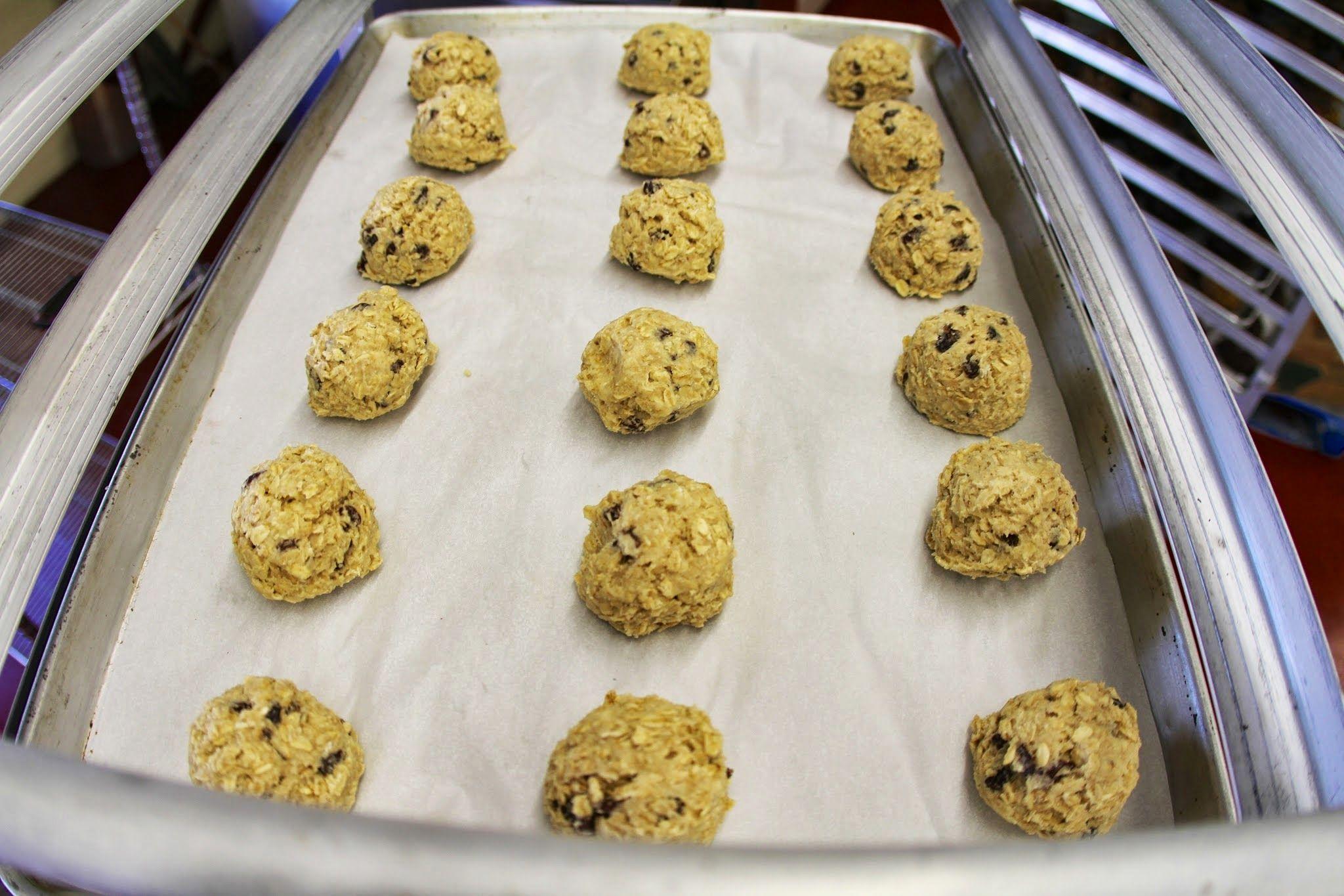Pre Baked Cookies Butter Bakery No Bake Cookies Food