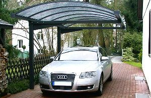 der carport von simotec carports terrassendach berdachung pergola car shadow pinterest. Black Bedroom Furniture Sets. Home Design Ideas
