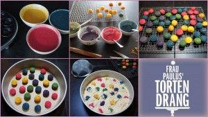 DIY Anleitung Tutorial Dotcake Tortendekorationskurse Punktetorte