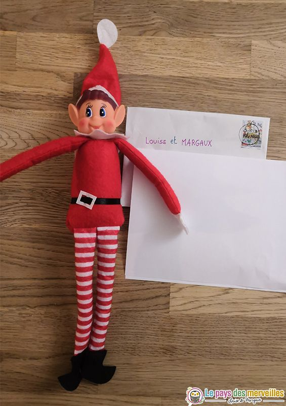 Les farces de notre lutin de Noël (Tradition Elf on the Shelf) #lutindenoel