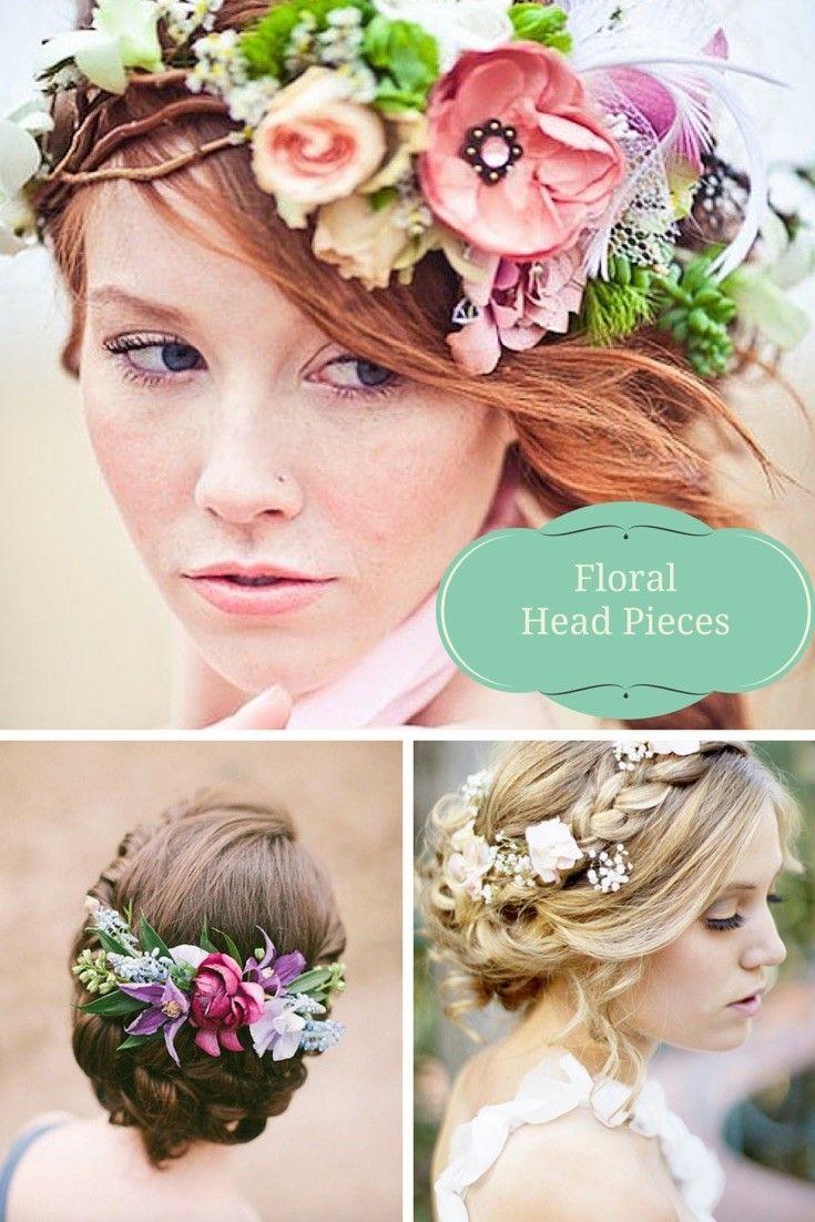 2016 wedding trends flower crowns hairstyles pinterest 2016 2016 wedding trends flower crowns izmirmasajfo