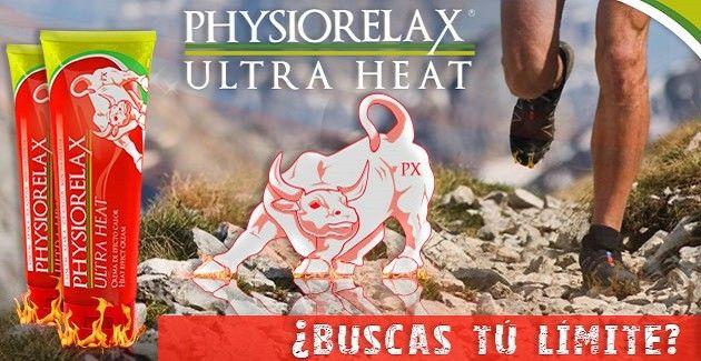 Physiorelax Ultra Heat es una crema de masaje de efecto calor. Está especialmente indicada para masajes deportivos antes y después del esfuerzo muscular