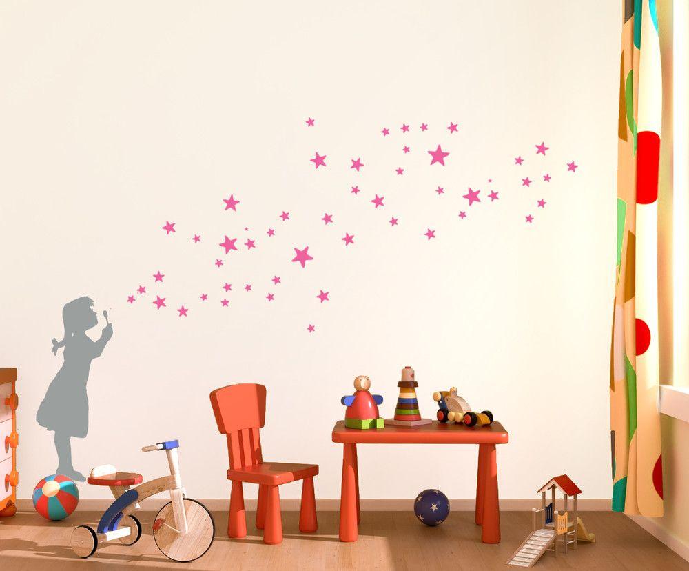 WandtattooBild von Kaddy Bäh auf kinderzimmer in 2020