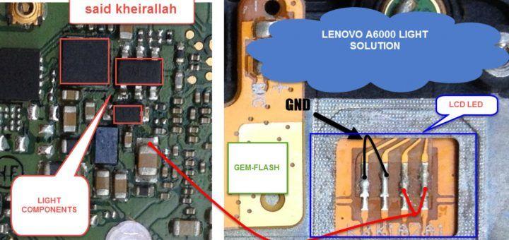 Samsung J3 J320H Cell Phone Screen Repair Light Problem