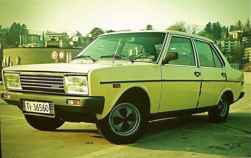 Fiat 131 Supermirafiori 1600 Twin Cam My Old Car Fiat Cars Uk Car