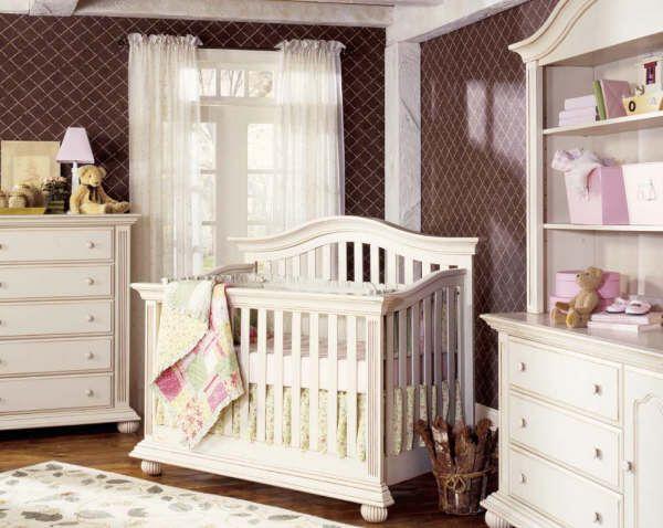 Munire Newport Crib Cribs Home Decor Furniture