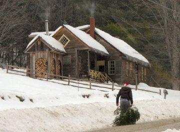 1815 Vermont farmhouse.