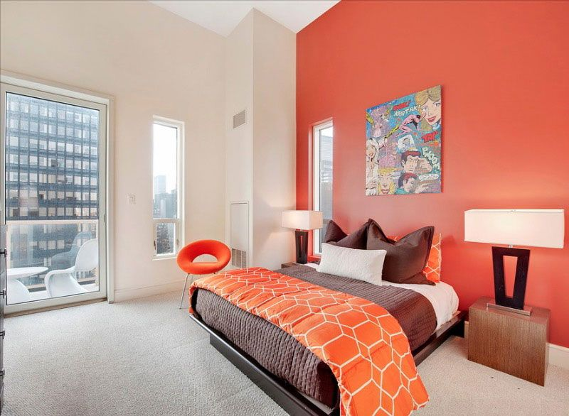 Wählen Sie Ihre eigene Farbe: Schlafzimmer-Farben-Ideen ...