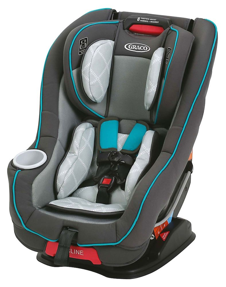 Convertible Child Carseat Newborn Infant Toddler Rear Front Facing Reclining NEW Graco