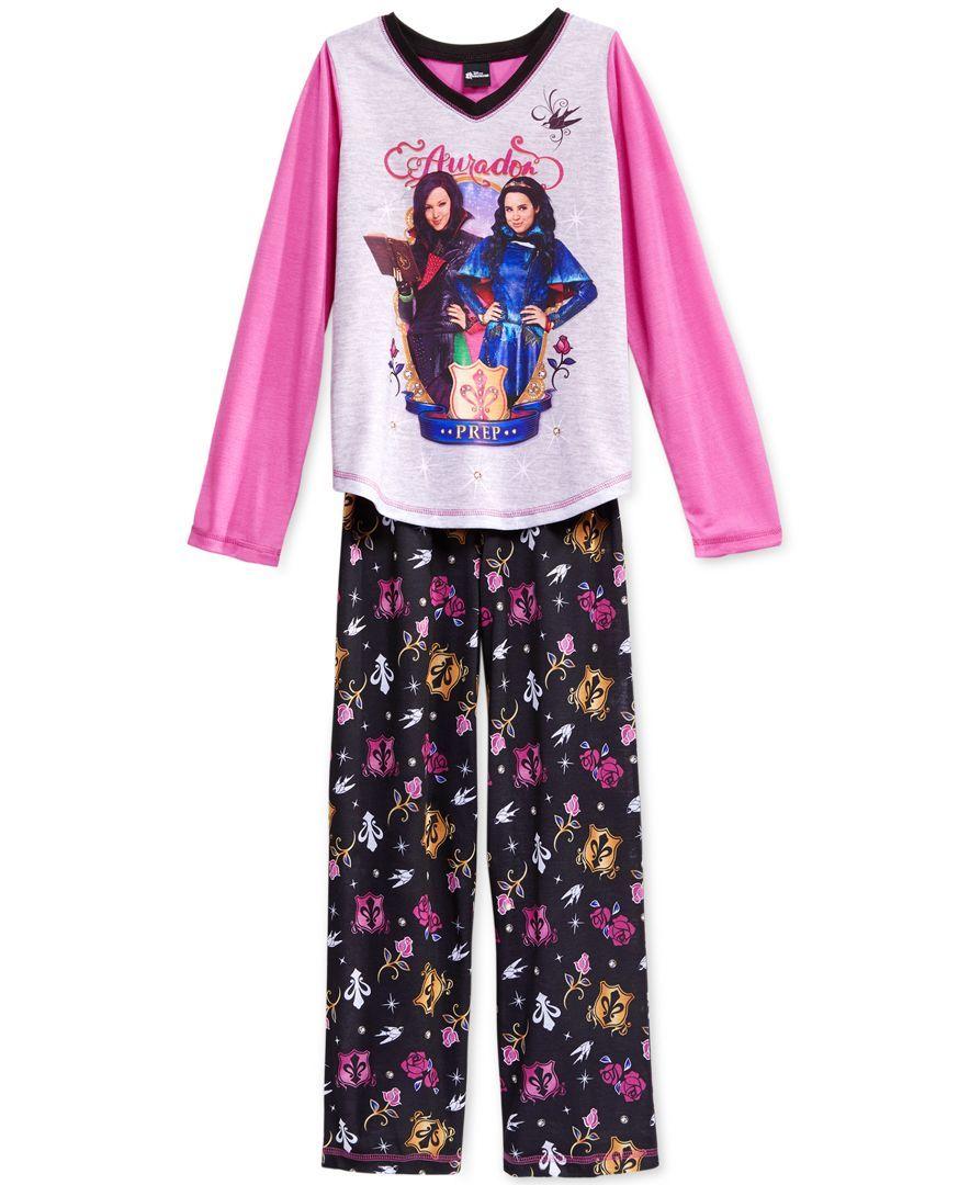 Ame Girls  or Little Girls  2-Piece Descendants Pajamas ... ecf480917