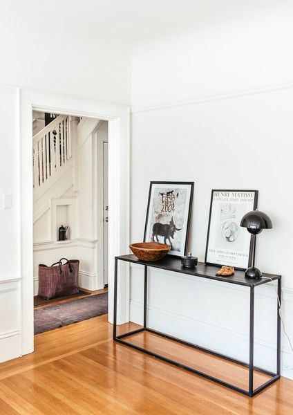 Clean Lines - A French Blogger's Effortless and Eclectic Home - Photos