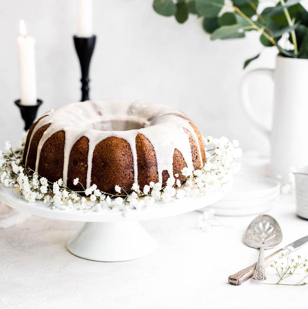 Easy keto cinnamon bun bundt cake recipe in 2020 bundt
