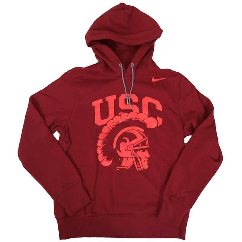 USC Cardinal Big Fan Hyper Hoody by Nike - USC Bookstores