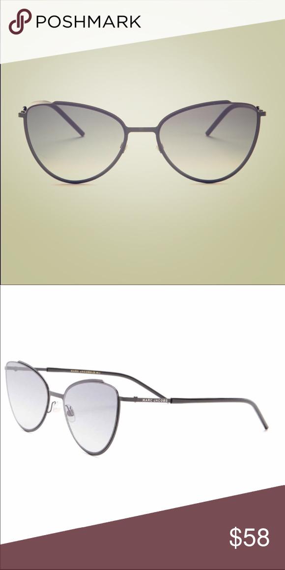 2022958bc30 Mark Jacob Sunglasses Dark green women s cats eyes sunglasses Marc Jacobs  Accessories Glasses