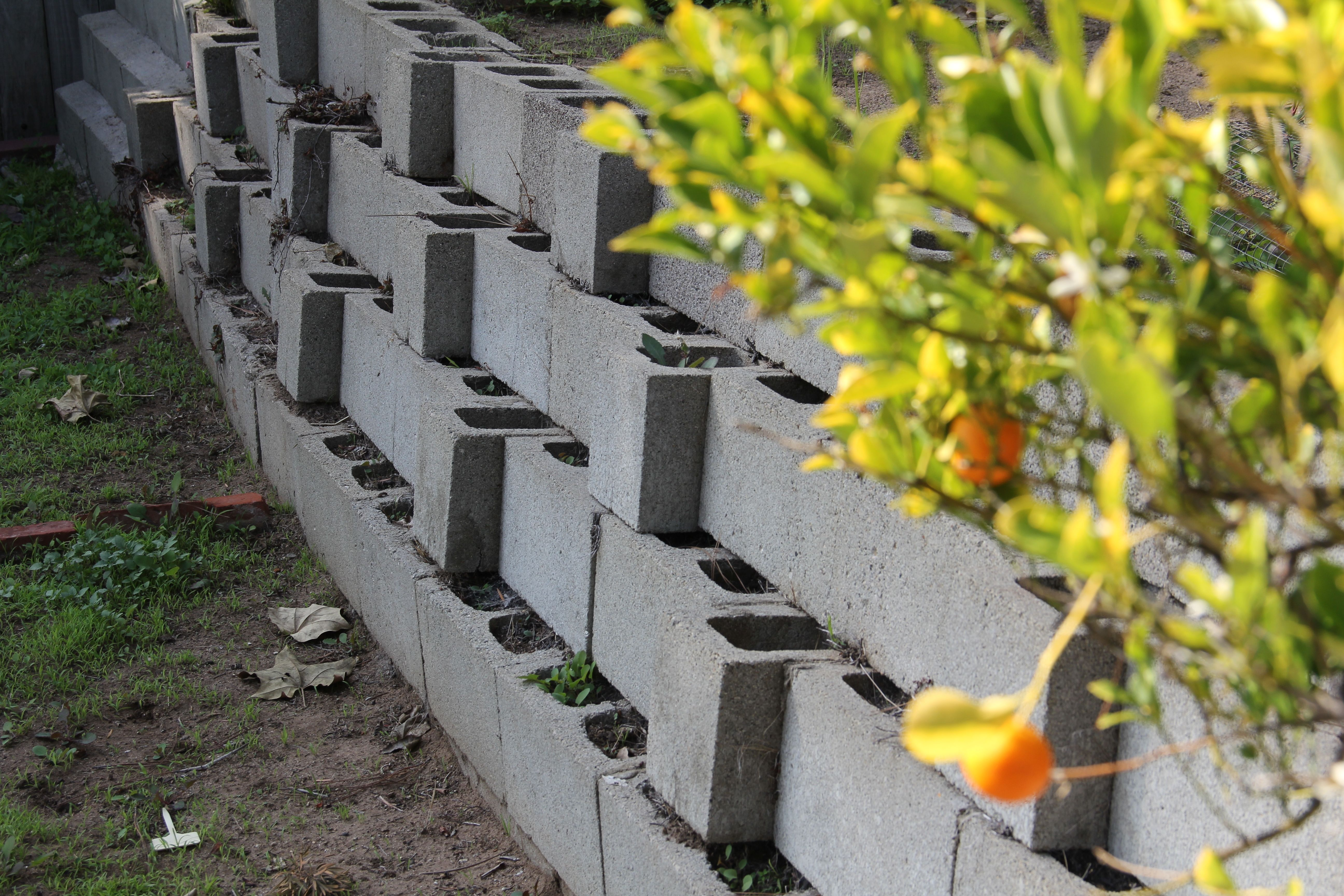 the retaining wall has also been provided with freeboard on wall types id=55528
