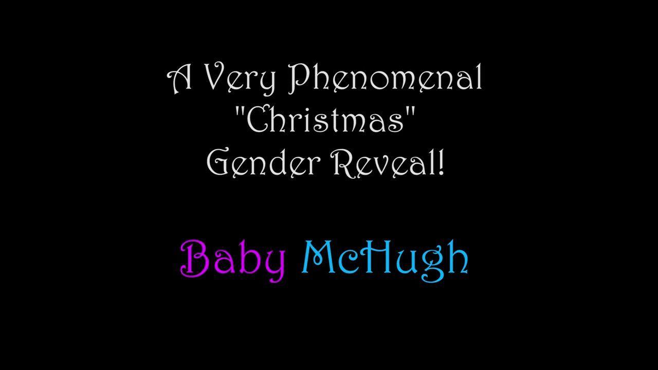 A very phenomenal Christmas Gender Reveal! Gender Reveal Ideas Video in NYC!  #NYC #GenderReveal #Baby #Newborn #PhenomenalFilms #RockefellerChristmasTree #30RockTree #GenderRevealIdeas