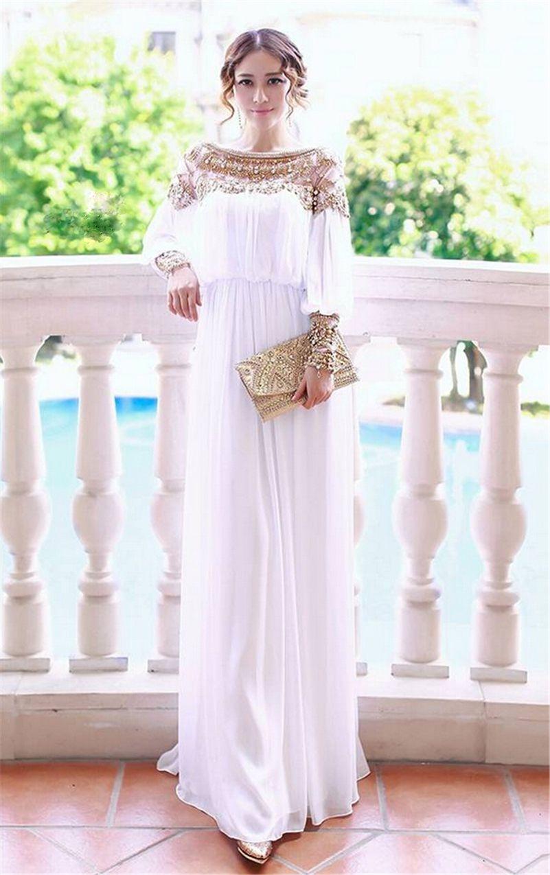 Elegant maxi dresses for weddings  Pin by Martha De on vestidos largos  Pinterest