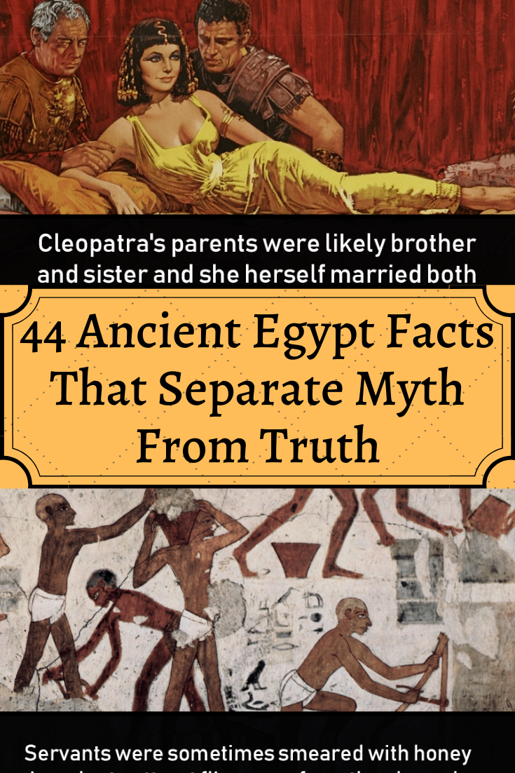 Best Funny Facts 44 Ancient Egypt Facts That Separate Myth From Truth 44 Ancient Egypt Facts That Separate Myth From Truth 6