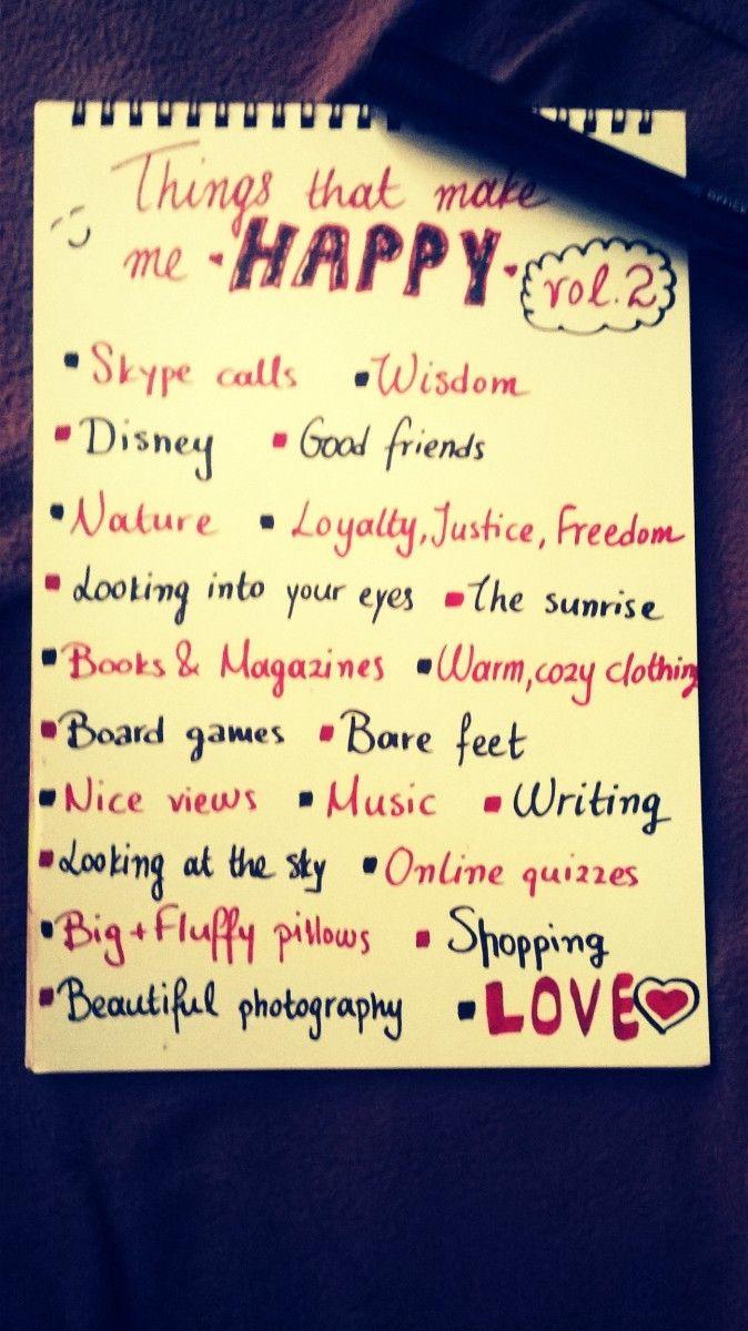 Things that make me happy vol.2 ^_^