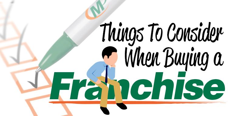 Review: Five Things To Consider Before Buying a Franchise ...