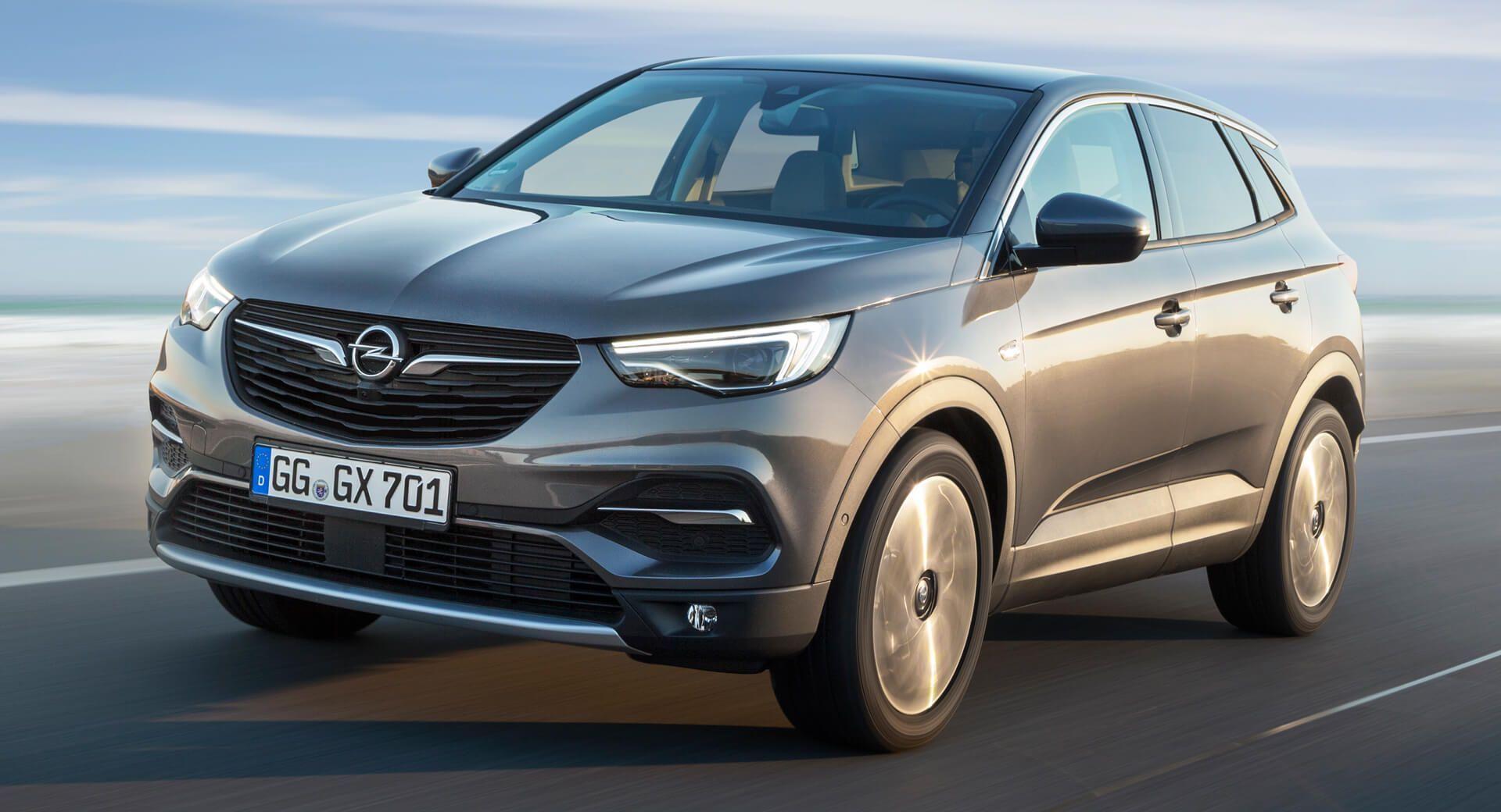 Opel Grandland X Gains New Psa Diesel Engine Phev Option From 2020 Carscoops Diesel Engine Opel Suv
