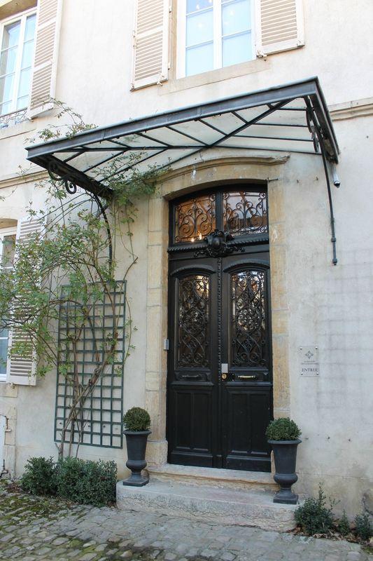 Maison des Courtines luxury appartement Beaune ( 21 ) France Idée - Peinture Porte Et Fenetre