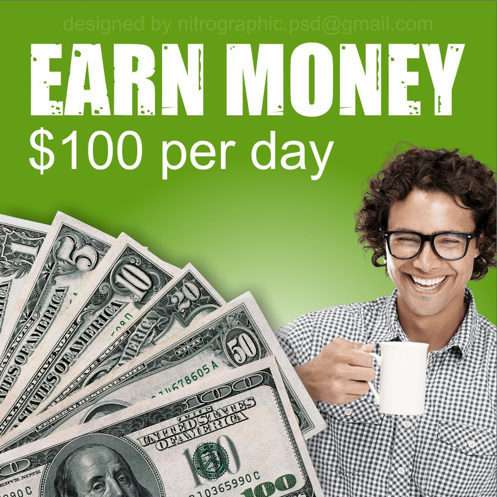 How To Earn Huge Money Online In India