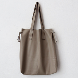 Make a faux leather tote bag! Easy step by step tutorial ... 2bb8a231df691