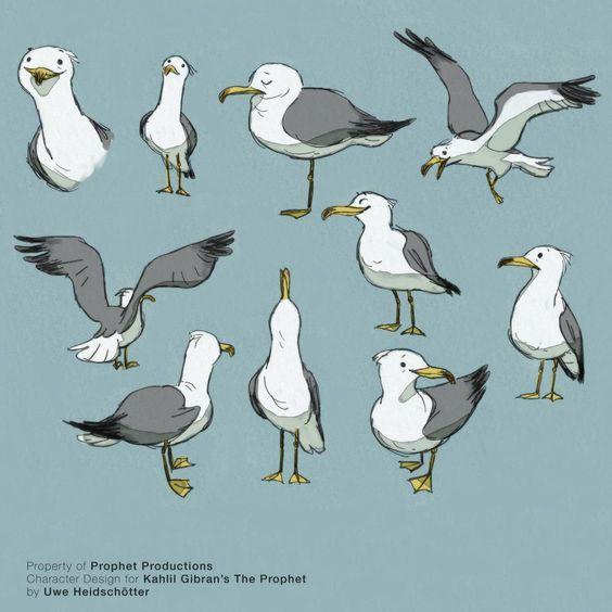 bird character design Girls is part of Best Harpy Bird Art Images In  Bird Art Character -