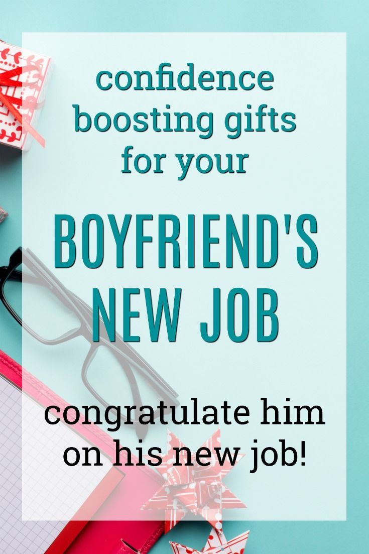 20 Confidence Boosting New Job Gift Ideas For Your