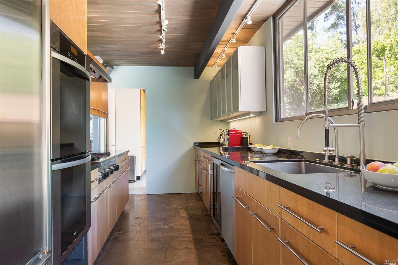 99 Pikes Peak Drive, San Rafael, CA Home, Kitchen