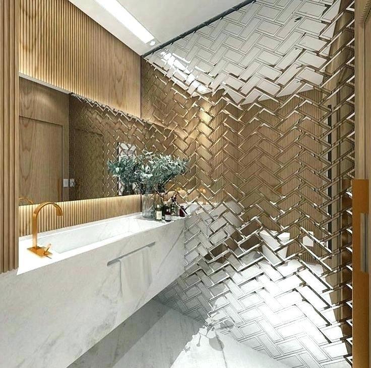 Modern Mirror Wall Home Decor Interior Design Casa Lafleur