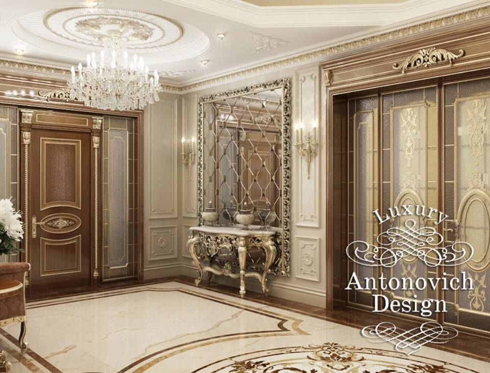 Luxury Rooms, Classic Interior, House Interior Design, Arabic Design,  Elegant Homes, House Interiors, Foyers, Egypt, Hall