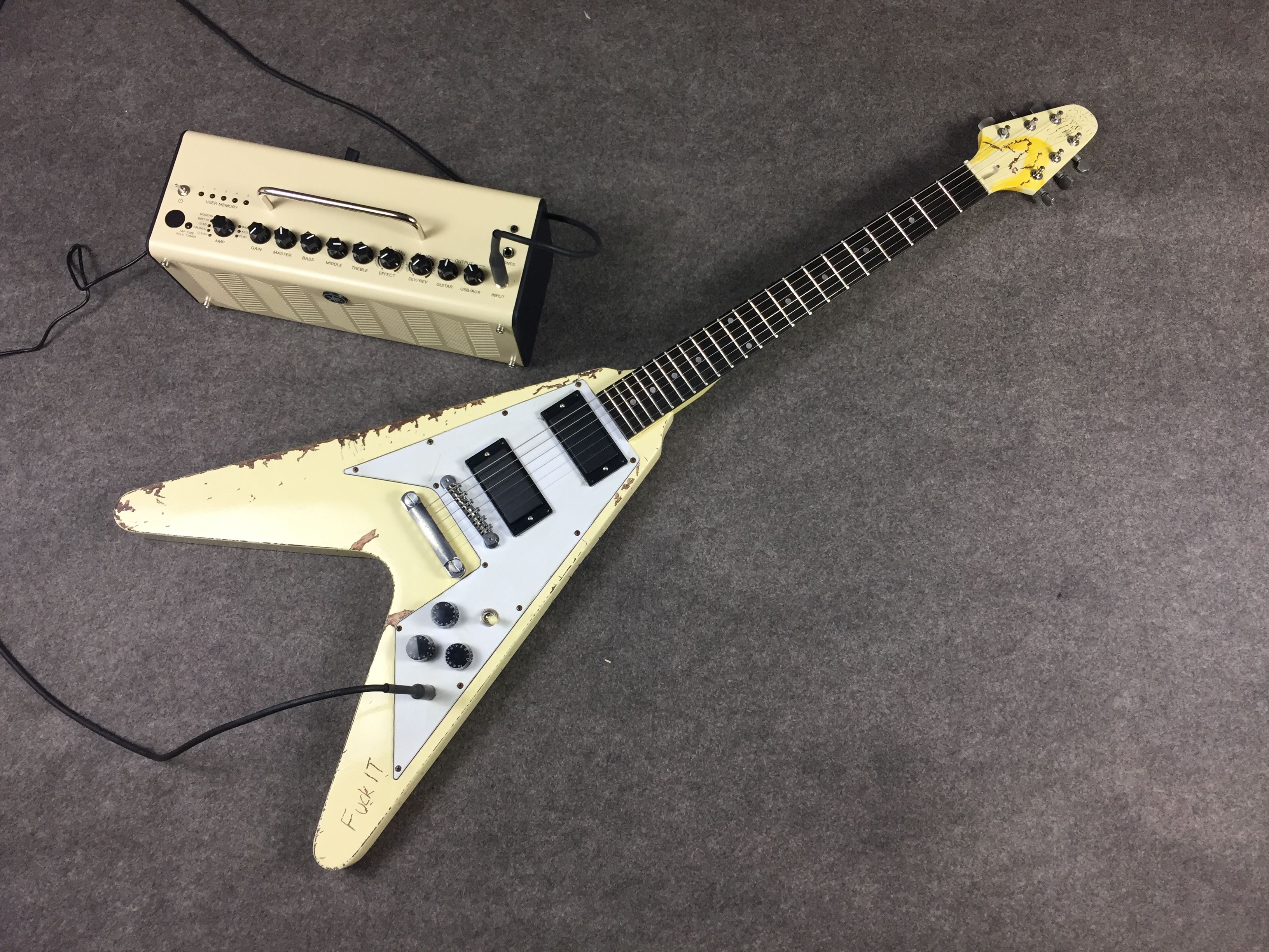 If you are interested. Please place the order here:   https://www.aliexpress.com/store/product/10S-Custom-Shop-Masterbuilt-James-Hetfield-white-Electra-Metallica-Kill-em-All-Flying-V-1981-Present/2443007_32753626269.html