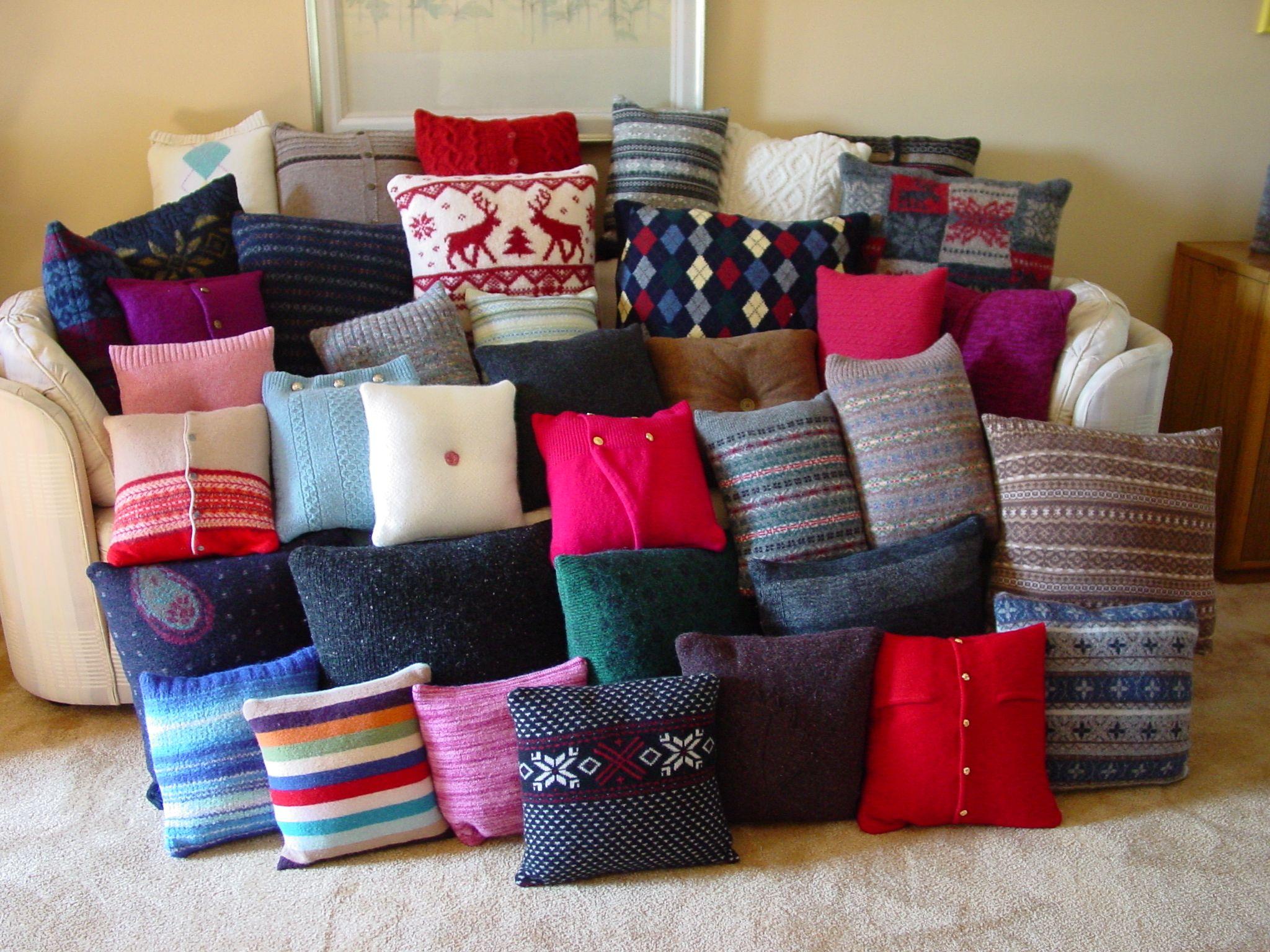 id e d co de la semaine customiser un coussin couture. Black Bedroom Furniture Sets. Home Design Ideas