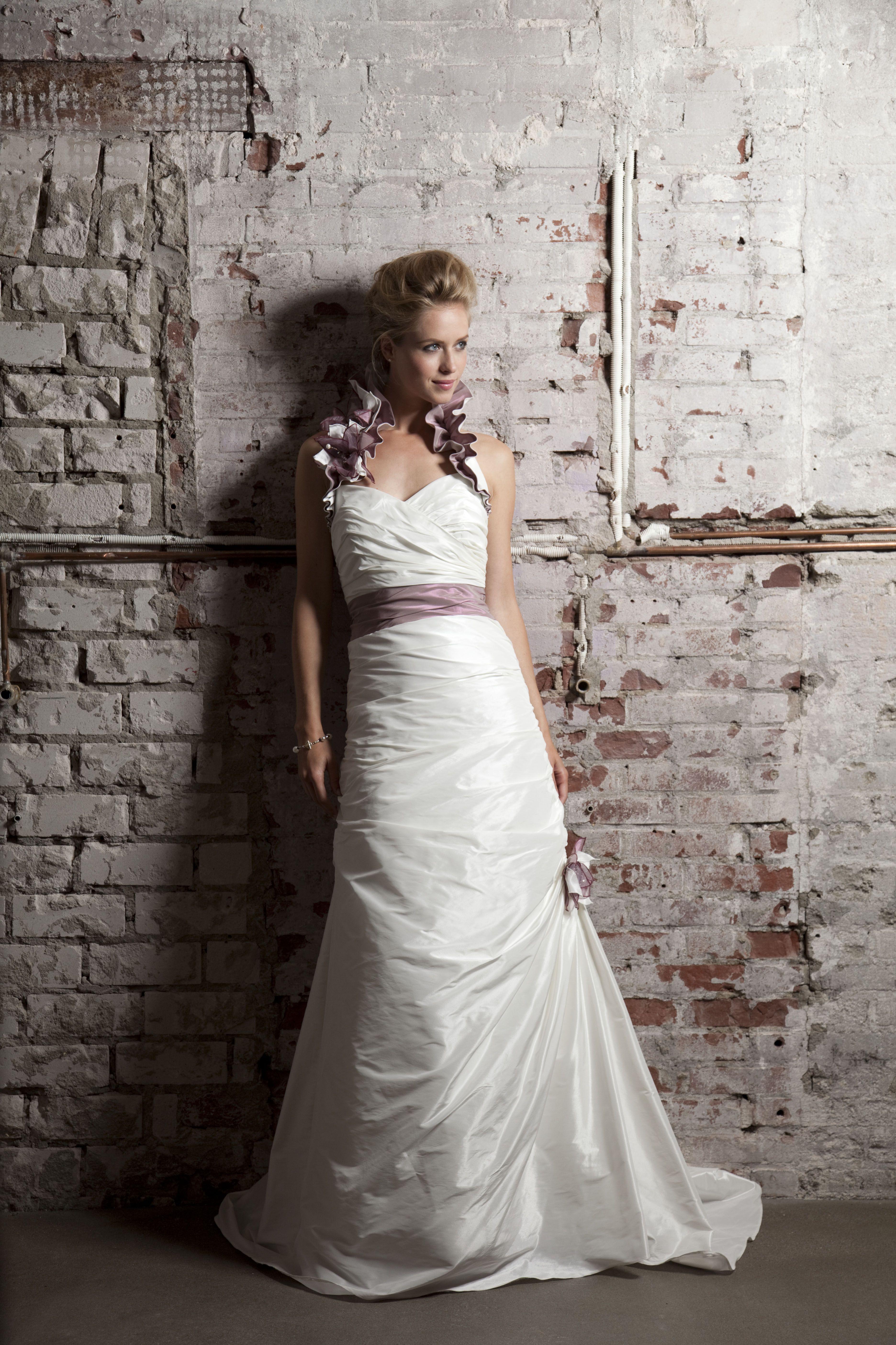 Bruidsjurk corset trouwjurk