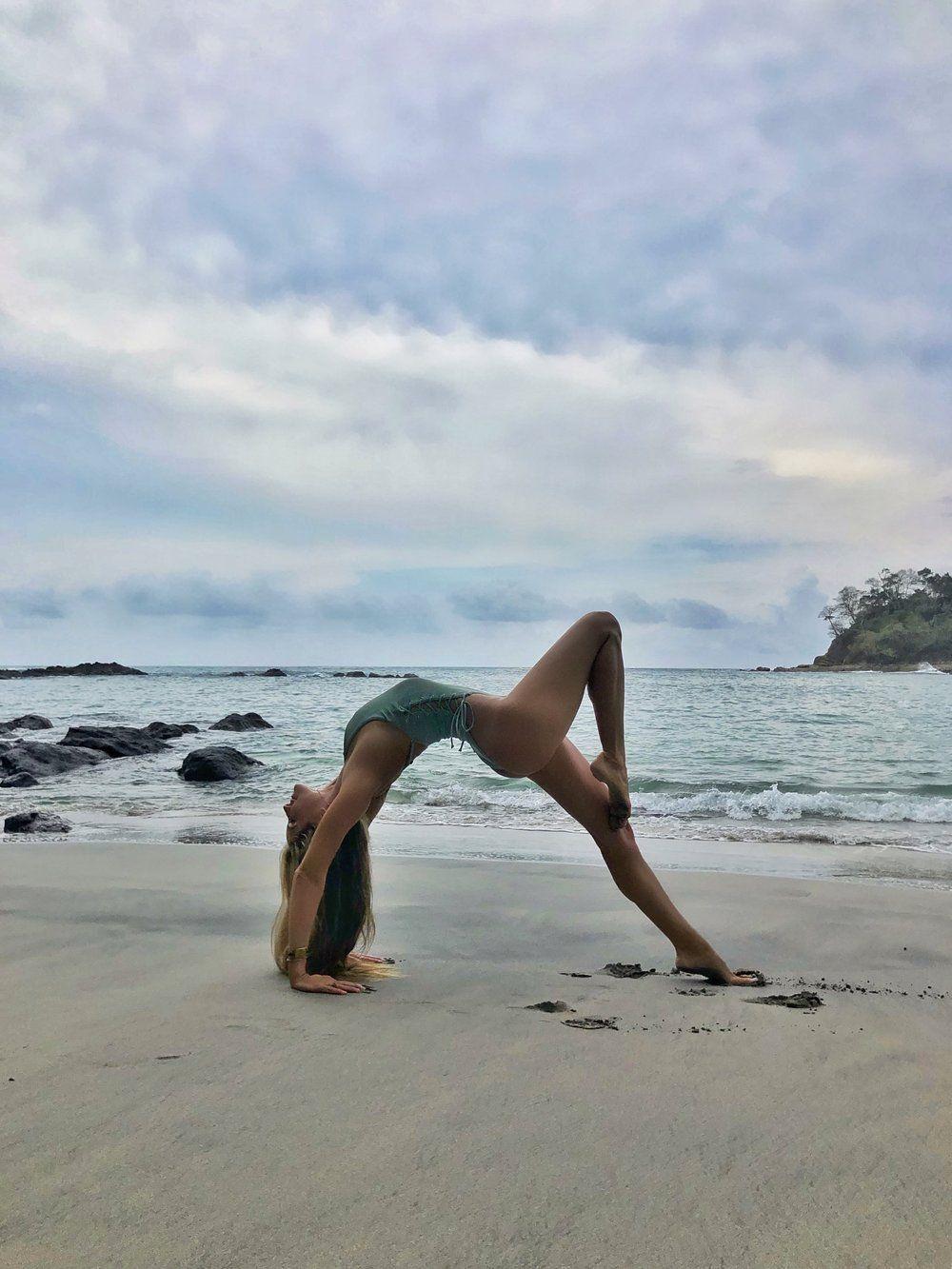 Manuel Antonio, Costa Rica – Yoga Ky – El yoga es una luz que una vez que …